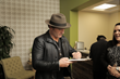 Country music star Jerrod Niemann surprises couple with serenade, then signs vow renewal as witness.