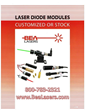 BEA Lasers Announces New Laser Catalog and Website