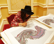 """Steven Tyler Brings """"Janie's Got a Gun"""" to Life to Support Janie's Fund in Collaboration with Soundwaves Artist Tim Wakefield"""