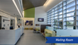 Rendering of the Emergency Department's Waiting Room