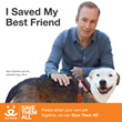 Bob Odenkirk, Star of 'Better Call Saul,' 'Breaking Bad,' Challenges Americans to Find Their Own Magic, Adopt a Pet at Their Local Animal Shelter