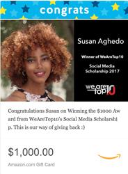 Susan Aghedo
