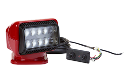 Golight Radioray Red LED Motorized Spotlight