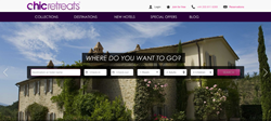 Chic Retreats provides a new marketing channel for small accommodation providers