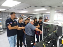 """Spacetroopers"" reviewing one of Hernon's 5215 Ammunition Sealing systems"