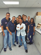 "Hernon Quality & Development Specialist Roger Alvarez and the ""Spacetroopers"""