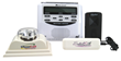 Midland Weather Alert Radio with Silent Call Light and Bed Shaker alerts you to weather emergencies.