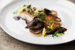 Coastal range cuisine at Samphire restaurant at Salishan Spa and Golf Resort