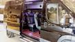 RAM ProMaster Shuttle Van