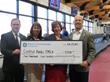 Penn Community Bank Helps Central Bucks YMCA Race to the Front