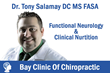 Bay Clinic Of Chiropractic Is Thriving At Its New Location
