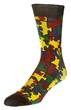 John's Crazy Socks Introduces Autism Awareness Socks for Autism Awareness Month 2017