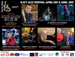 Featured This Week on The Jazz Network Worldwide: The 2017 Katy Jazz Festival, April 21st & 22nd with Festival Headliners The Buddy Rich Band and Eric Marienthal