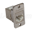 L-com Debuts New Line of ECF Panel-Mount RJ45 Mini-Couplers