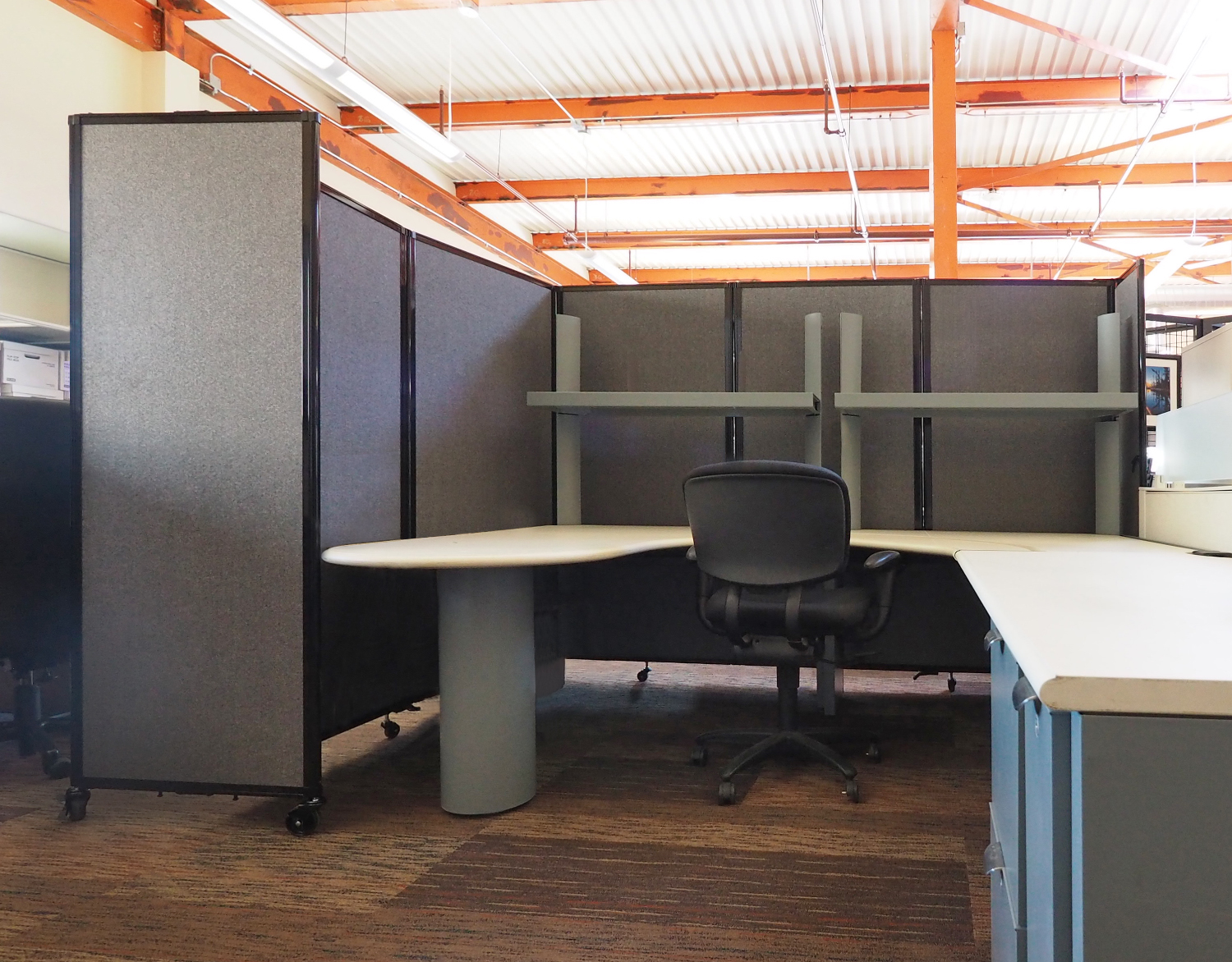 Versare And All Furniture Team Up To Provide Affordable Office Cubicles And Room Dividers