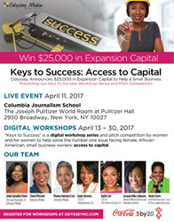 Odyssey Media Keys to Success flyer