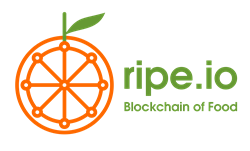 SF based start up introducing blockchain of food.