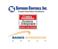 Superior Controls and Banks Integration Merge