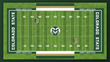 Colorado State Rams Getting New Shaw Sports Turf Field