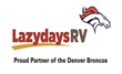 "Lazydays Hosts Denver Broncos ""Salute to Fans"" Tour Kickoff"