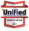 IPFone Receives 2017 Unified Communications Product of the Year Award