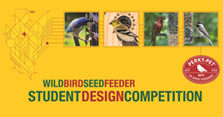 ed Feeder Student Design Competition will be accepted April 7th  through June 2nd, 2017.