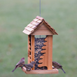 Birdscapes® Pinery Wild Bird Feeder is made from non-endangered timber.