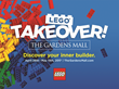 LEGO Takeover! The Gardens Mall