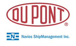 DuPont and Navios Logos