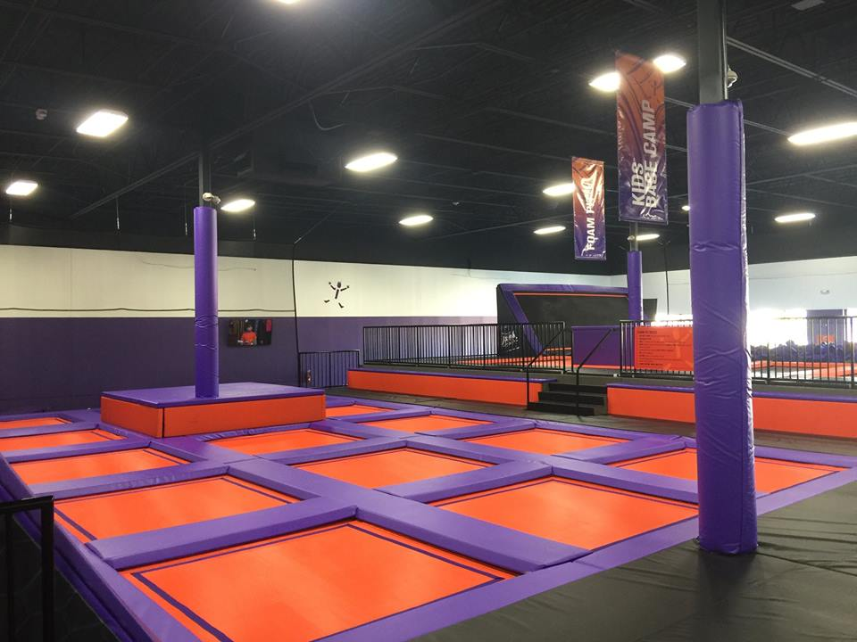 Altitude Trampoline Park Jumping Into Elyria Oh