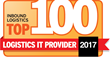 C3 Solutions Named Top 100 Logistics IT Provider 2017 by Inbound Logistics