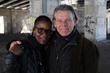 Sharon Wise and Glenn Holsten