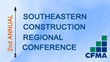 Strategies Group is a Gold Sponsor for the 2017 CFMA Southeastern Regional Conference