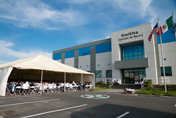 Smiths Interconnect celebrating its ten years of manufacturing in Tijuana
