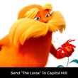 The Lorax is Marching to D.C. to Protect America's Most Important Resource and Legacy – The Environment