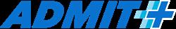 Admit+ logo