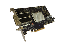 Macnica VIPA Video over IP Accelerator PCI Card