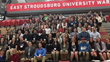 The Pennsylvania Athletic Trainers' Society 2017 Athletic Training Student Symposium is Hosted by East Stroudsburg University