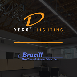Brazill LiteTech partner with Deco Lighting