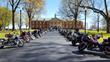 Bikers From Ray Price Harley & Triumph Dealership Pay Easter Visit to Masonic Home for Children in Oxford