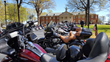 Raleigh HOG members and riders from Ray Price Harley-Davidson & Triumph rode to the Masonic Home for Children in Oxford, N.C.