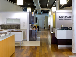 MyHome Kitchen and Bath Remodeling Showroom in New York City