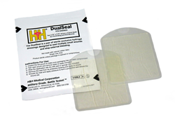 DualSeal occlusive dressing two-pack