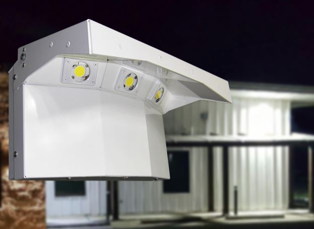 Activeled releases a new high output led wall pack lighting fixture series for building security - Consider led wall pack lighting home ...
