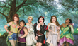 Cast of DISENCHANTED!, the musical.