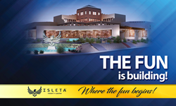 Isleta Resort & Casino announces $40 million renovation plan