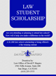 Law Student Scholarship Announced by San Diego Law Firm
