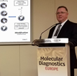 Liquid biopsy;Lisbon, Portugal ; International Molecular Diagnostics Europe conference;Stuart M. Palmer, Ph.D;Plexbio