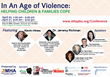 In An Age of Violence Conference Flyer