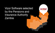 Vizor Software Selected by the Pensions and Insurance Authority Zambia